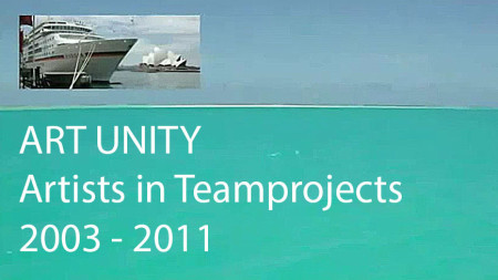Artists in Teamprojects 2003-2011