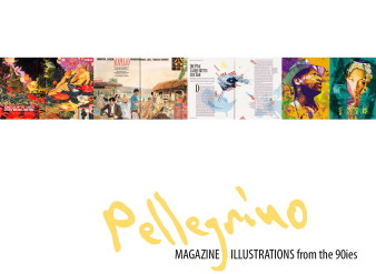 Pellegrino Magazine Illustration 01