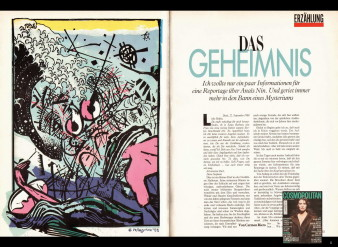 Pellegrino Magazine Illustration 05