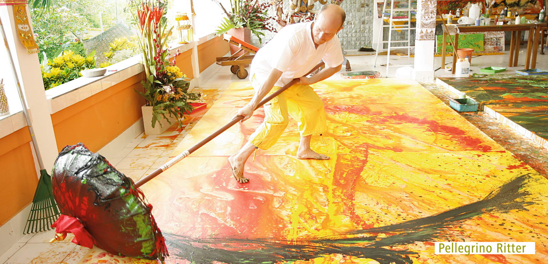 SUNGAI - The Flow of Painting