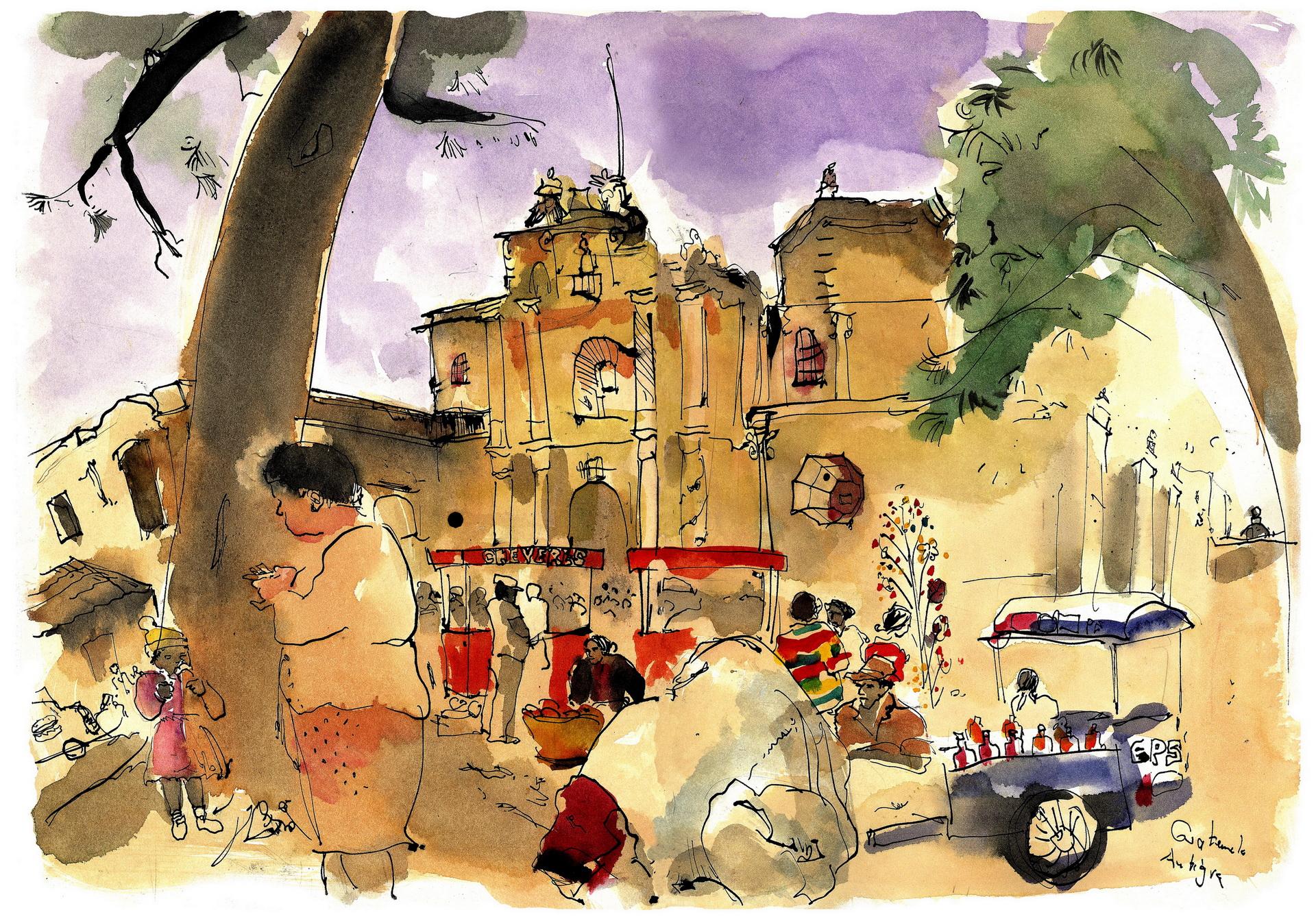 Sketch Guatemala 1920px 02