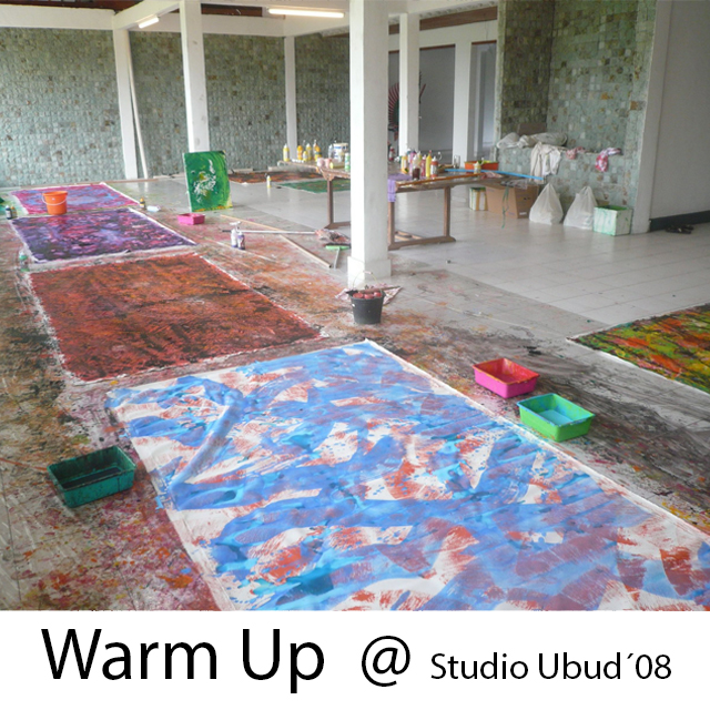 icon Studio Ubud Warm Up