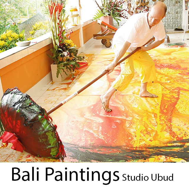 icon corporate Bali Paintings Studio Ubud