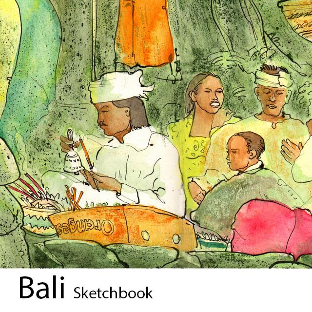 icon sketch-Bali