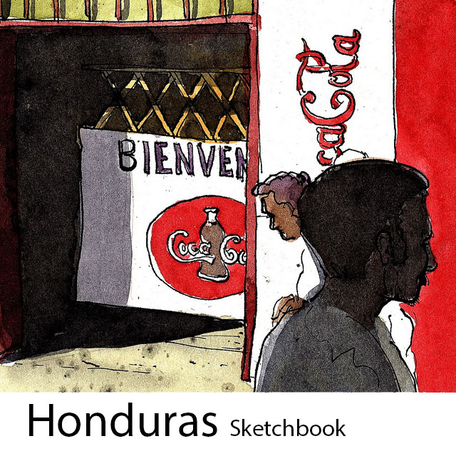 icon sketch-Honduras
