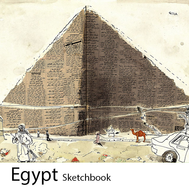 icon sketch-egypt-white