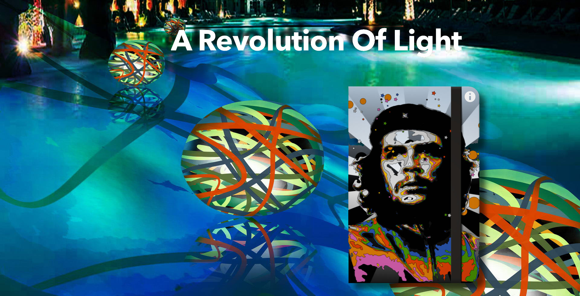 Revolution of Light Titel